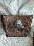 Старинный Серебрянный Оклад. Под Икону Б. М. Ахтырская. photo 12