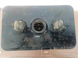 Аккумулятор стеклянный с тепловоза 70-е года, фото №6