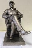 Статуэтка Ленин в кресле photo 1