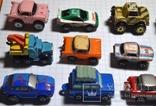 Старые мини-модели машин., фото №5