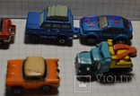 Старые мини-модели машин., фото №9