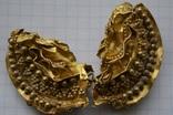 Золотий колт. Римська імперія 3-4 ст н.е. photo 2
