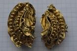 Золотий колт. Римська імперія 3-4 ст н.е. photo 5