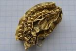 Золотий колт. Римська імперія 3-4 ст н.е. photo 6