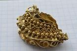 Золотий колт. Римська імперія 3-4 ст н.е. photo 7