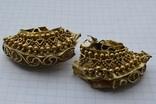 Золотий колт. Римська імперія 3-4 ст н.е. photo 8