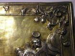 Икона. Матерь Божья. В серебряном окладе. photo 11