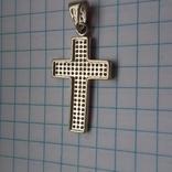 Крест 925 пробы, фото №4
