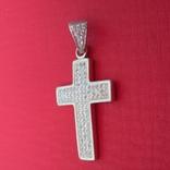 Крест 925 пробы, фото №8