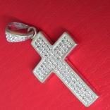 Крест 925 пробы, фото №2