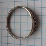 Кольцо 925, фото №2
