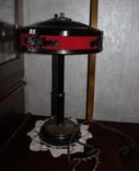 Наркомовская лампа. Серп и молот. сталинская лампа.1930-е