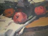 """Натюрморт с яблоками"".  Михайло Довгань., фото 5"