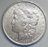 1 доллар Моргана США 1889, Серебро 900 пр.