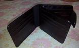 Портмоне 100$ із магнітною застібкою,( чорн.) photo 5