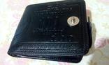 Портмоне 100$ із магнітною застібкою,( чорн.) photo 7
