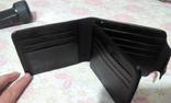 Портмоне 100$ із магнітною застібкою,( чорн.) photo 8