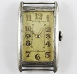 Часы Zentra. Серебро 800