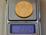 100 шилінгів 1927 року, Австрія. Штемпельна. Золото 23,54 г photo 3