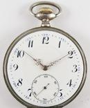 Часы Cortebert. Серебро 800