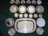 Большой столовый, десертный сервиз (4 кг 670г) photo 2