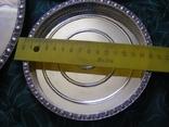 Большой столовый, десертный сервиз (4 кг 670г) photo 5