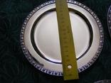 Большой столовый, десертный сервиз (4 кг 670г) photo 9