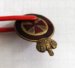 Орден св. Анны 4 ст. на наградное оружие photo 3