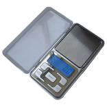 Карманные ювелирные весы до 500 гр (шаг 0,1гр) photo 1