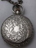 Часы дамские серебро. photo 1