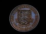 Британское Джерси Юбилейная 300 лет вступление на престол короля Чарльза photo 1