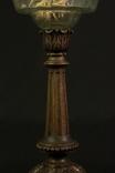 Старая керосиновая лампа. Акционерное об-во Брюннер, Шнейдер и Дитмар. Варшава (0036) photo 6