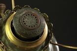 Старая керосиновая лампа. Акционерное об-во Брюннер, Шнейдер и Дитмар. Варшава (0036) photo 7