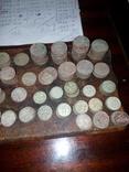 351 монета.