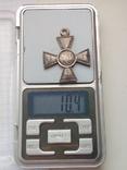 Георгиевский Крест 3 степени номер 155 571 photo 7