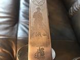 Нож Кинжал охотничий Хиршфангер.Original Eickhorn Solingen photo 4