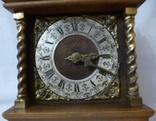 Настенные часы с боем Wuba. Голландия. photo 3