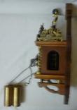 Настенные часы с боем Wuba. Голландия. photo 6