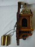 Настенные часы с боем Wuba. Голландия. photo 8