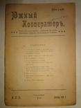 1919 Иван Бунин Белая Гвардия в Одессе