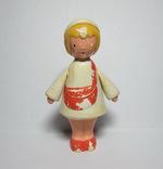 Медсестра СССР 25 коп Целлулоид?, фото №2
