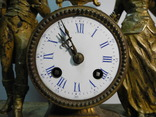 Старинные Каминные Часы ( Франция ) photo 4