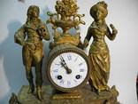 Старинные Каминные Часы ( Франция ) photo 5
