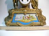 Старинные Каминные Часы ( Франция ) photo 8