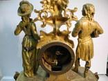 Старинные Каминные Часы ( Франция ) photo 11