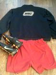 Nike - футбольный комплект
