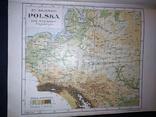 1906 Описание Польши Большой Формат 28х21 см.