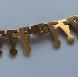 Золотое колье ручной работы. Золото 750 пробы 48.33 грамм photo 5