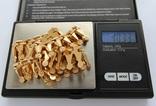 Золотое колье ручной работы. Золото 750 пробы 48.33 грамм photo 6