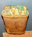 Спичечница латунная, фото №6